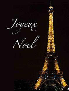 Noël à Paris- #LadyLuxuryDesigns