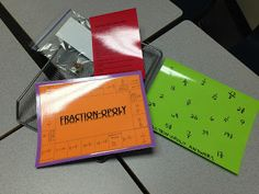 Games in Math Class!! 3 activities that will help students practice multiplying and dividing fractions!!
