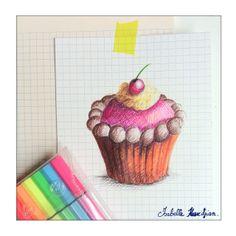 Cupcake - Isabelle Kessedjian