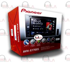 "PIONEER AVH-X1700S 6.1"" TV DVD CD USB MP3 CAR STEREO IPOD MONITOR EQUALIZER #Pioneer"