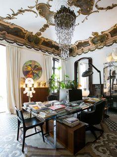 la impresionante casa modernista de un diseñador de interiores | Bohemian and Chic