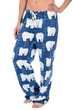 Cozy Loungewear Women's Printed Minky Fleece Pajama Pant With Plus Sizes Pajama Bottoms, Pajama Pants, All Fashion, Womens Fashion, Sleepwear & Loungewear, Thing 1, Fleece Pajamas, Comfy Clothes, Celeb Style