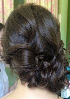 Wedding Hairstyle : Wedding Hairstyle: Ash and Co