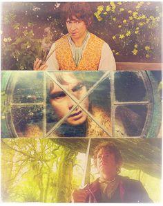 Bilbo Baggins (Martin Freeman, The Hobbit: An Unexpected Journey)