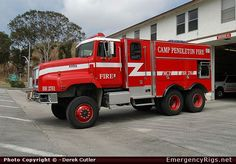 Wildland Fire Trucks | ... Equipment Commercial Cab Wildland Emergency Apparatus Fire Truck Photo