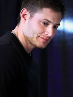 Jensen at the Chicago con in 2009