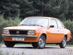 Opel Ascona/L/SR/Berlina 1.2 S (1975-1979) (Cool Photography Old)