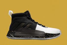 newest collection 55174 e802c adidas Basketball Launches the Dame 5