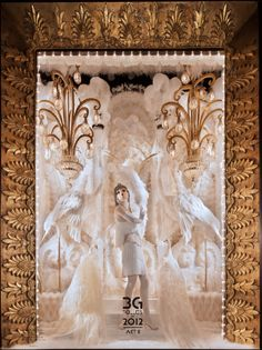 A Breathtaking Look At Bergdorf Goodman's 2012 Holiday Windows   Live The Life You Dream About