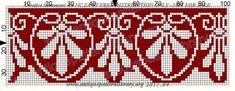 Cross Stitch Tree, Cross Stitch Borders, Cross Stitch Designs, Cross Stitching, Cross Stitch Embroidery, Cross Stitch Patterns, Embroidery Books, Crochet Diagram, Filet Crochet