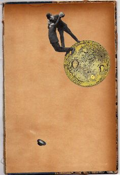 Federico Hurtado - Oh My Hat    #collage #Argentina #art