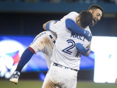 Blue Jays continue red-hot month with sweep of Royals Baseball Uniforms, Baseball Socks, Minnesota Twins Baseball, Toronto Blue Jays, Boys, Sports, Bowling, Red, Baby Boys