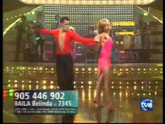 Mira quién baila ChaChaCha   Belinda Washington 3