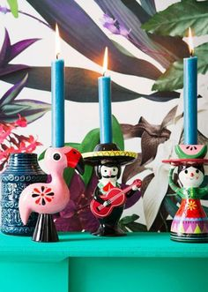 You've been gawping at pictures of beautiful Mexican-inspired interiors too, haven't you?
