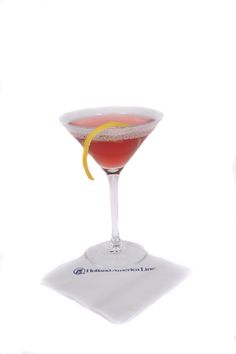 St. Patrick's Day Cocktail - Patrick's Kiss 1.5 oz. Irish Whisky 0.75 oz. Apple Pucker 2 oz. Cranberry Juice  Stir with ice and strain into a chilled martini glass. Sugar rim and add a lemon twist for garnish.