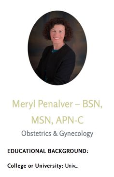 Learn more about Dr. Meryl Penalver at our website! You can meet her and our other practitioners. Don't forget to schedule your appointment too!
