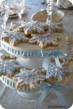 The Baking Sheet: Christmas Cookies!