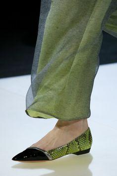 Giorgio Armani | Fall 2014 Ready-to-Wear Collection | Style.com | Cynthia Reccord