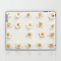 Daisy Collection Laptop & iPad Skin by Cassia Beck - $25.00