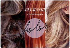 Alina Rose Makeup Blog: Płukanki wzmacniające kolor włosów: blond, rudych ...
