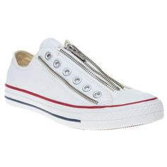 c8923ee47c89e Take your white Converses to the next level with feature zips   fashionforward White Converse
