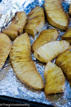 Roasted Breadfruit