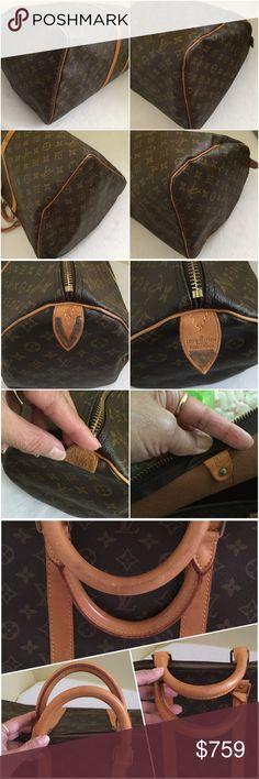 Louis Vuitton Keepall 55 Additional photos. Please see original listing. Louis Vuitton Bags Travel Bags