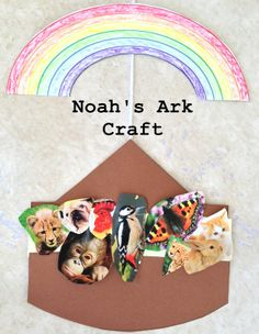 1000 images about church ot activities crafts on for Noah and the ark crafts