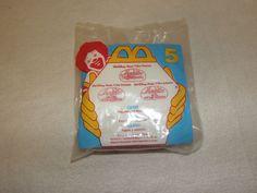 1996 Mcdonalds Happy Meal Toy Aladdin King of Thieves - Genie