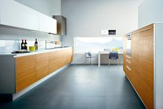 #Ariel in teak. Ariel in teak. #Cesar #Cucine #Kitchens