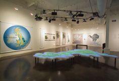 Courtesy of Kala Art Institute Gallery, Berkeley. Environmental Art, Britain, Ranch, Arizona, Artists, Gallery, Inspiration, Guest Ranch, Flagstaff Arizona