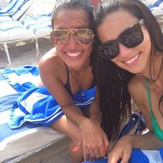 That's what friend are for! the star and her cousin no doubt had a lot to discuss in between sunbathing session and the reality proved something point that the beauty really like to spent her time for cheating in Miami, FL, USA on Sunday, June 15, 2014.