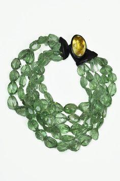 OBSESSED!!!! Monies: quartz necklace