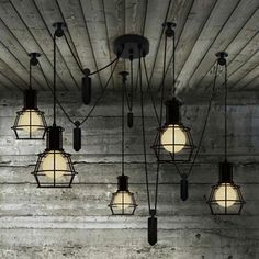 Personalized Bar Lighting Counter Lamps Vintage Pendant Lights with Warehouse