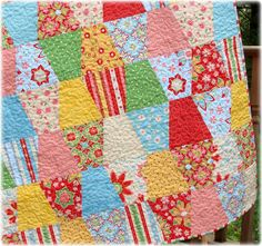 Baby Quilt Delighted Tumbler by CarleneWestberg on Etsy