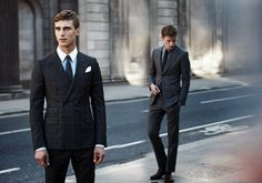 Gucci Tailoring AW 14 Campaign
