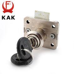 Kak-101 High-Grade Desk Drawer Lock Wardrobe Locks Cabinet Locks Furniture Cam Locks