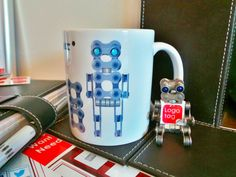 The fab #GreasebugsGear have now evolved into mugs and mighty fine they are too! Head over to the link above to get one while you can :-D #logotag #smm #socialmediamarketing #sbs #sbsfamily