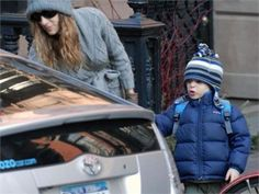 SJP loves the family friendly Toyota Prius!