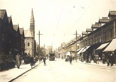 037699:Heaton Road Heaton Unknown post-1901 by Newcastle Libraries, via Flickr