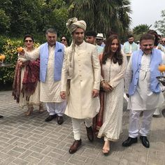 Famous couple Sajal Ali and Ahad Raza ties knot in Abu Dhabi - The Pakistan Post Sajal Ali Wedding, Indian Bridal Fashion, Famous Couples, Groom Outfit, Pakistani Dress Design, Pakistani Actress, Tie Knots, Latest Pics, Beautiful Celebrities