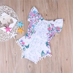 Item specifics Material:Cotton Gender:Baby Girls Sleeve Length:Sleeveless Closure Type:Covered Button Pattern Type:Floral Material Composition:cotton Collar:O-N