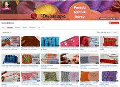 Na YouTube jest dostępnych wiele filmów, które mogą pomóc w nauce na drutach. Mole, Youtube, Mole Sauce, Youtubers, Youtube Movies