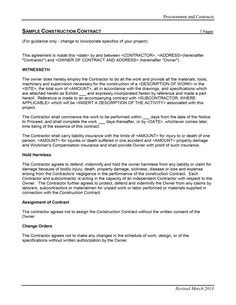 Nec Engineering And Construction Contract Option D Target
