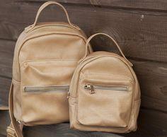 Women leather backpack Bags&Purses Leather handbag Caramel brown backpack handmade Gift for her Leather backpack purse Handmade rucksack by CanelliStudio on Etsy