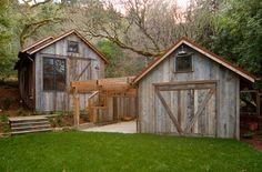 Tiny House And Tiny Barn/Workshop