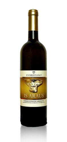 Is Araus 2011 - Vermentino di Sardegna D.O.C. - Vini Evaristiano - Vini di Sardegna e Cantine - Le Strade del Vino