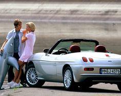 #Fiat #Barchetta #couple