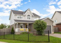 Beautiful 3+1 Bedroom Home on Family Friendly Street in Shelburne! Exclusive Real Estate, Mls Listings, Mansions, Bedroom, Street, House Styles, Beautiful, Home Decor, Decoration Home