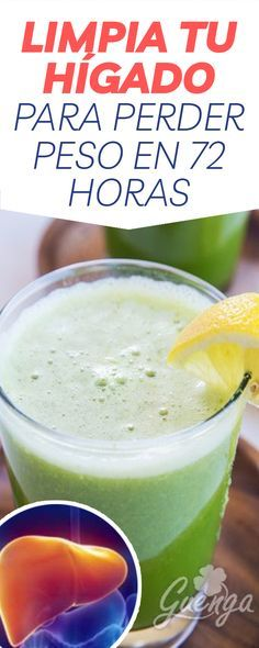 Clean your liver and lose weight in 72 hours with this - Bebidas Para Adelgazar Clean Your Liver, Juicy Juice, Lose Weight, Weight Loss, Dieta Detox, Cooking Recipes, Healthy Recipes, Healthy Juices, Fun Drinks
